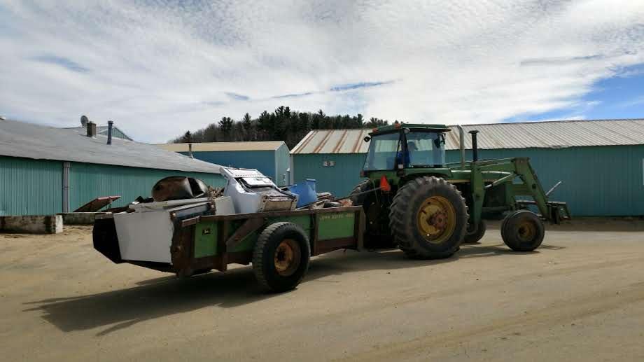 TractorScrapper